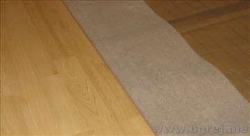 Podno grejanje ispod tepiha laminata