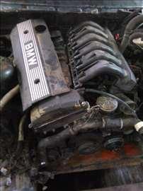 BMW 320 M50 Motor u opisu