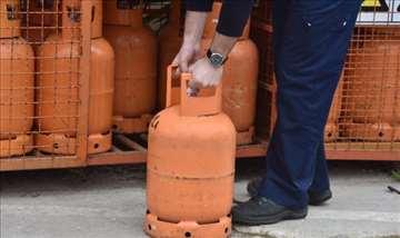Plinska BUTAN boca za domaćinstvo DOSTAVA