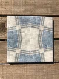 Area15 Blad blue 15x15