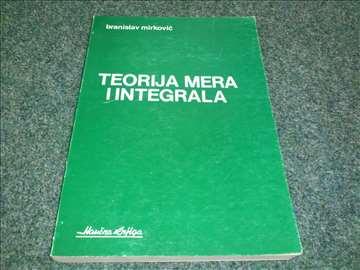 Teorija mera i integrala - Branislav Mirković