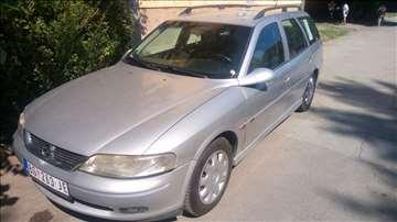 Opel Vectra Vectra B Restayling 2001