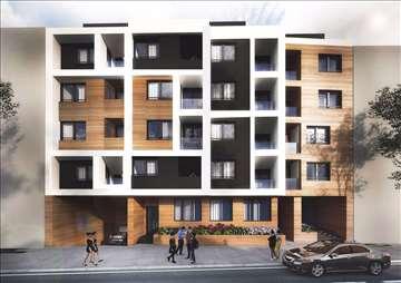 Prodaja novih stanova Zvezdara - Krfska 21
