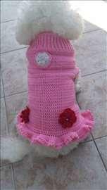 Džemperi i haljine za male pse