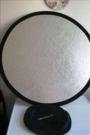 Zilberica zlatno-srebrna 80cm