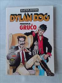 Dilan Dog Super book
