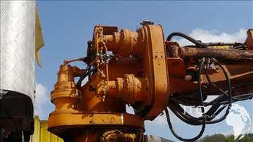 Mašina za cemntne Pompë Betoni Tunel Cifa CSS