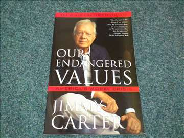 Our Endangered Values : America`s Moral Crisis