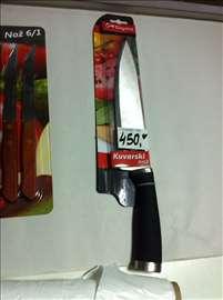 Kvalitetni kuhinjski noževi raznih vrsta