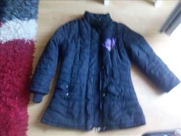 Crna jakna za 8g