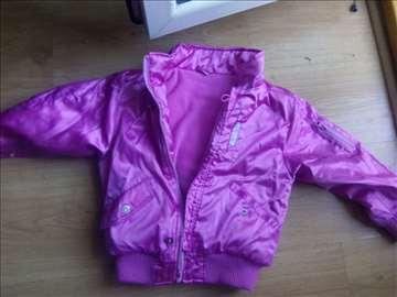 Roze jakna za 5 g