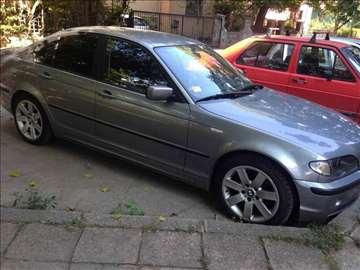 BMW 320D 2.0 150KS 6BRZINA