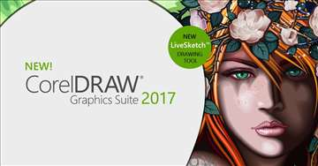 CorelDRAW Graphics Suite 2017 Special Edition