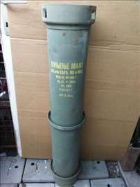 Kontejner za barutno punjenje 155 mm