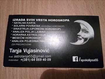 Astrološke usluge