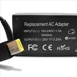 Punjac za laptop za LENOVO 20V/4.5A USB Con.