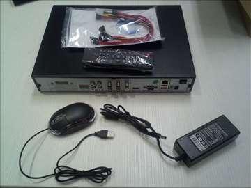 DVR Digital Vision SA 1004 A za 4 kamere i 4 mikro