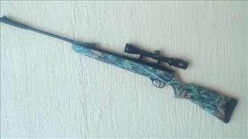 Vazdušna puška Hatsan 125 Camo Sniper 4.5mm