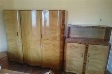 Antikvitet spavaća soba