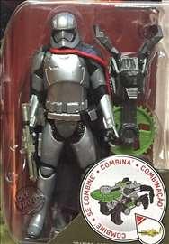 Star Wars The Force Awakens Captain Phasma 10 cm