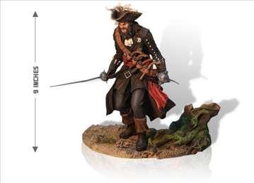 Statue Assassins Creed Black Flag Blackbeard 24 cm