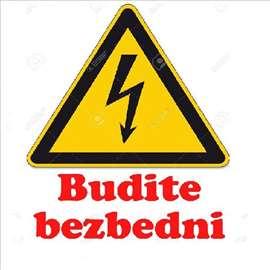 Električar Beograd, električne instalacije