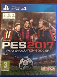 Pes 2017 za PS4
