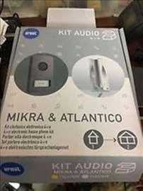 Urmet, Italija, Audio set sa jednom slušalicom