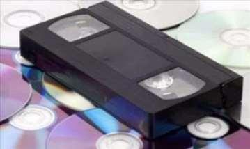 Zaštićene video kasete sa proslava