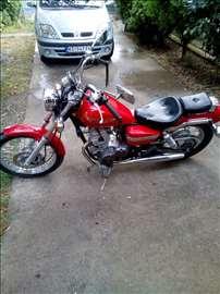 Honda rebel 125 ca
