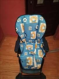 Ljuljška i stolice za hranjenje beba