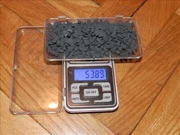 Šungit za filtriranje vode, 50 g