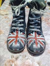 Moschino duboke cipeke-čizmice