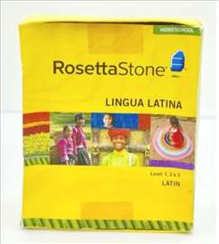 Rosetta Stone - Latinski - 3  nivoa