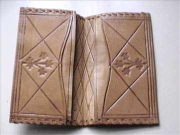 Ženski kožni novčanik - raritet
