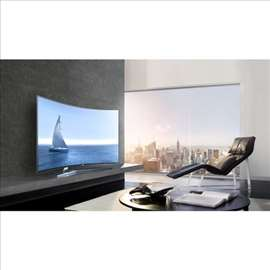 "Samsung KS9000-Series 65 ""-Class SUHD Smart LED TV"