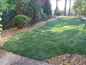 Automatsko zalivanje za travnjake i sistemi kap
