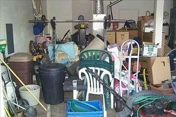 Čišćenje podruma šupa tavana i pražnjenje stanova