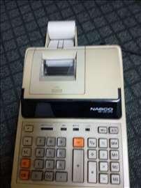 Električni kalkulator sa trakom