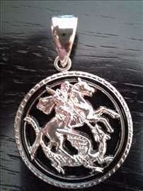 Medaljon Sveti Đorđe