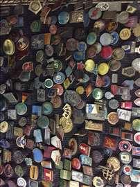 Prodajem kolekciju starih znački (od 1955 - 1991)