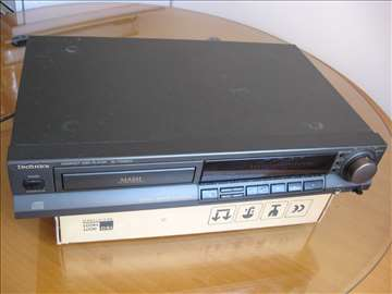 CD player Technics SL-PG560A napravljen u Nemacko