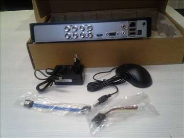 Full HD DVR Bear, B-508 za 8 kamera