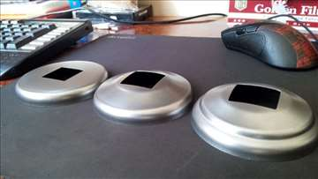 Rozetne za metalnu kutiju 15X15 mm