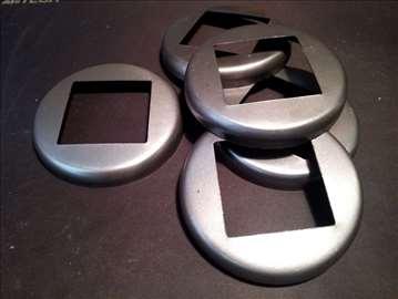 Rozetne za metalnu kutiju 50 x 50 mm