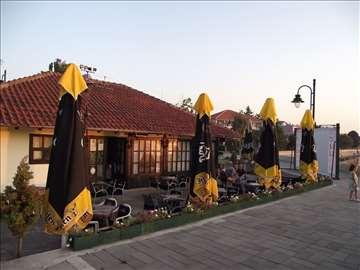 Objekat - Lokal na obali Dunava u Velikom Gradistu