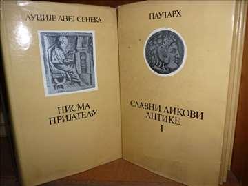 antička knj. (Ciceron, Plutarh, Aristofan, Seneka)