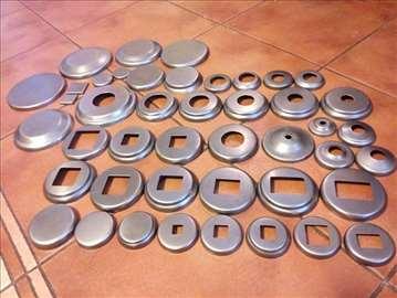 Metalne rozetne i poklopci za cevi