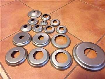 Rozetne i poklopci za metalnu cev fi 33,7 mm, 1col
