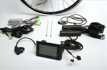 Električni motor za bicikl Ebike BLDC motor EU set